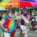 Los Angeles Gay Pride Parade - 2003