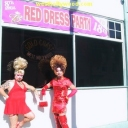 Pictures from Gold Coast's Red Dress Party 2004